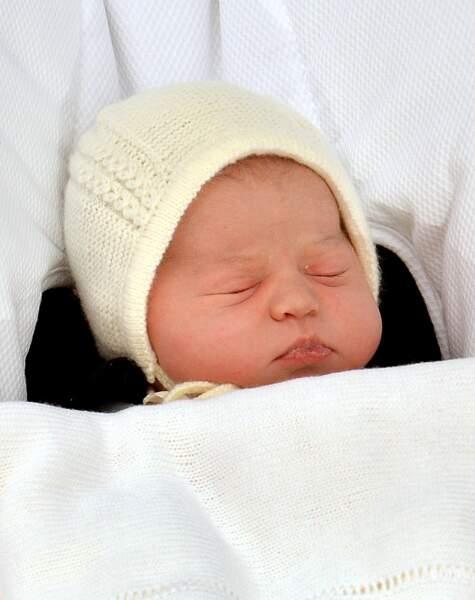 Comme le veut la tradition, le prénom de la petite princesse n'a pas encore été dévoilé