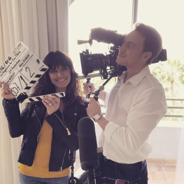 Laetitia Milot ravie sur un nouveau tournage... Mais pas de Plus Belle La Vie ! La belle joue pour TF1
