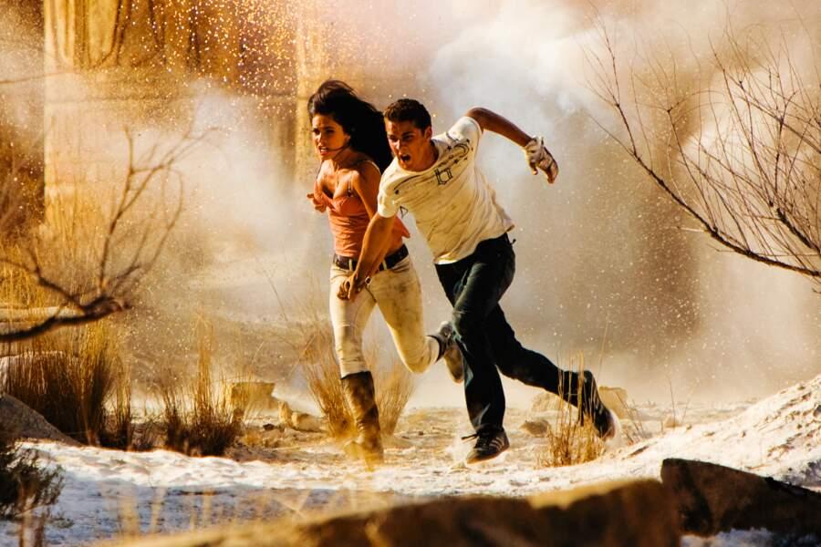 Transformers 2 - La Revanche : Megan Fox et Shia LaBeouf au coeur de l'action