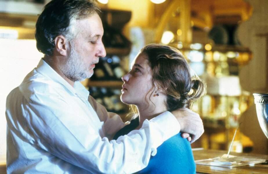 VIVANTE (2001) : elle tient le premier rôle et donne le tournis à François Berléand