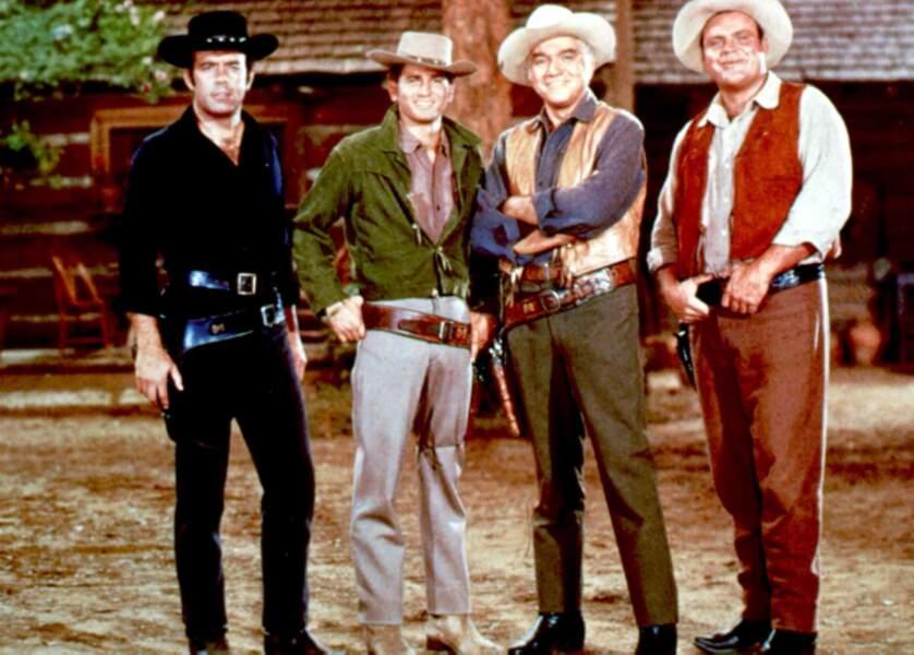 Bonanza (14 saisons, 1959-1973)