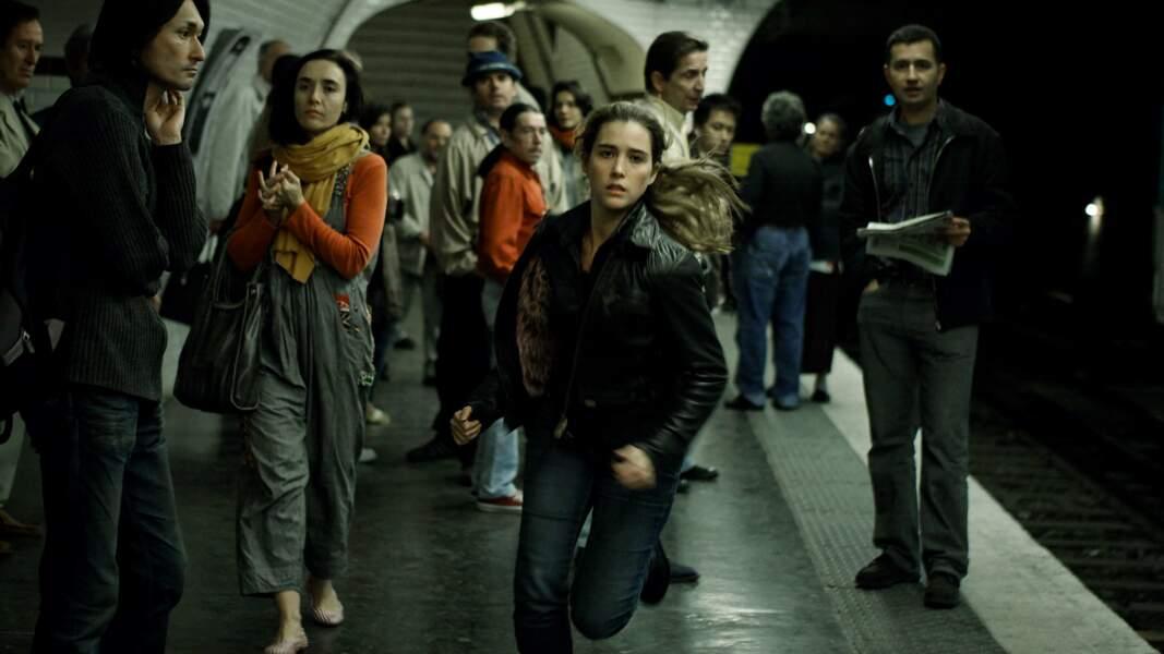 SECRET DEFENSE (2008) : enfin un rôle différent, celui d'un agent secret