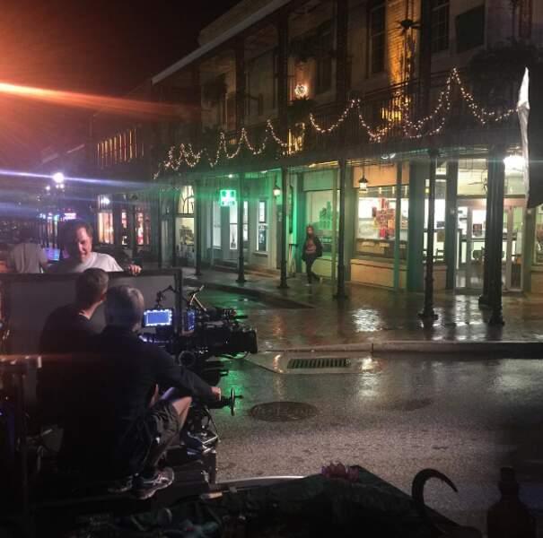 Ambiance nuit et Nouvelle Orléans pour The Originals