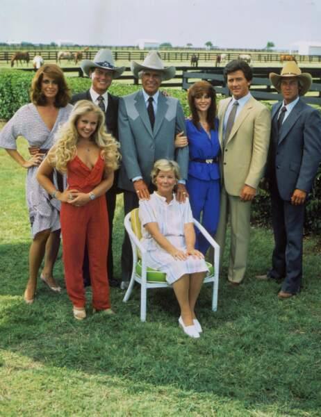 Dallas (14 saisons, 1978-1991)