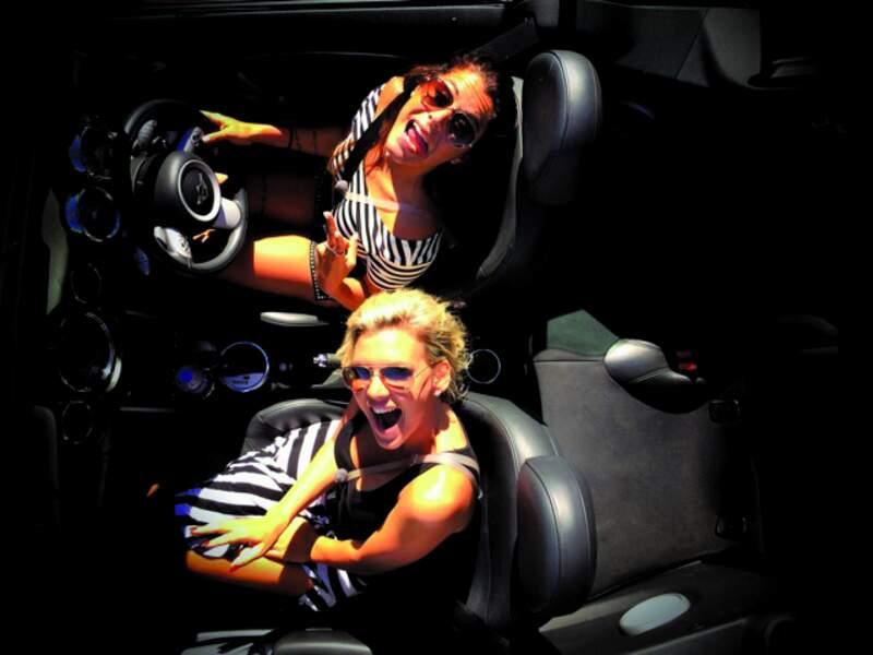 Amélie et Anaïs