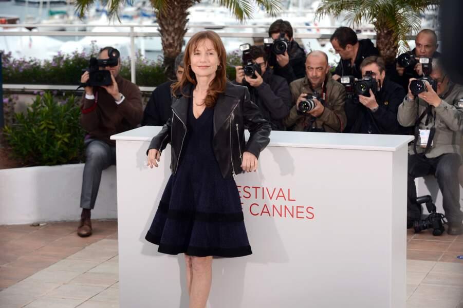 Isabelle Huppert : 600 000 euros