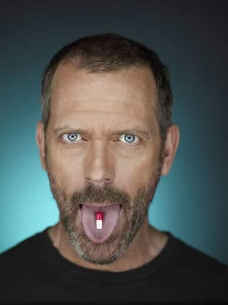 Une pilule et ça repart pour Dr House !