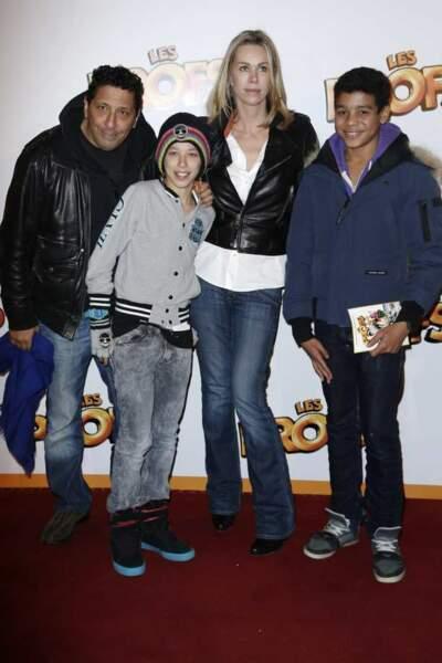 Smaïn et sa famille