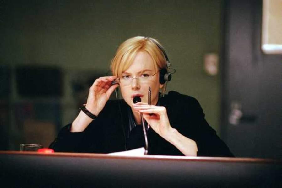 L'Interprète de Sydney Pollack (2005)