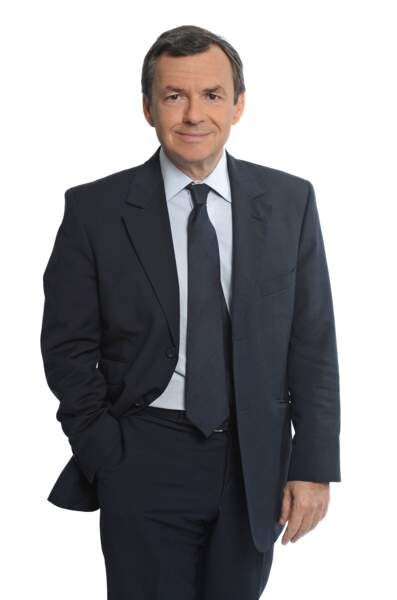 Alain Weill, RMC et BFMTV, c'est lui