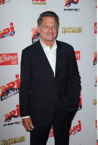 Jean-Paul Baudecroux, fondateur de NRJ Group