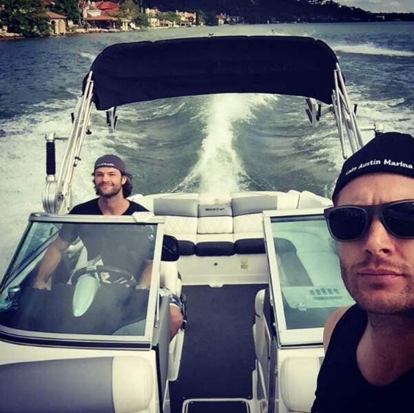 Les Winchester de Supernatural ont-il abandonné leur fameuse Impala ? Non ! Les comédiens sont juste en vacances !