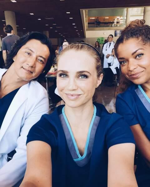 Les stars de Good Doctor ont bonne mine en cette rentrée