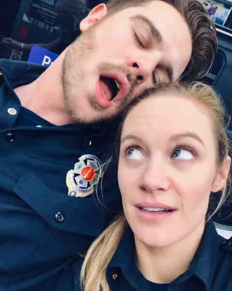Grey Damon semble inquiéter Danielle Savre : va-t-il baver entre deux scènes de Station 19 ?