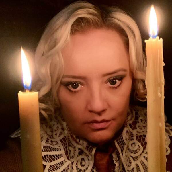 Dans Les Nouvelles Aventures de Sabrina, Lucy Davis est à fond dans son rôle