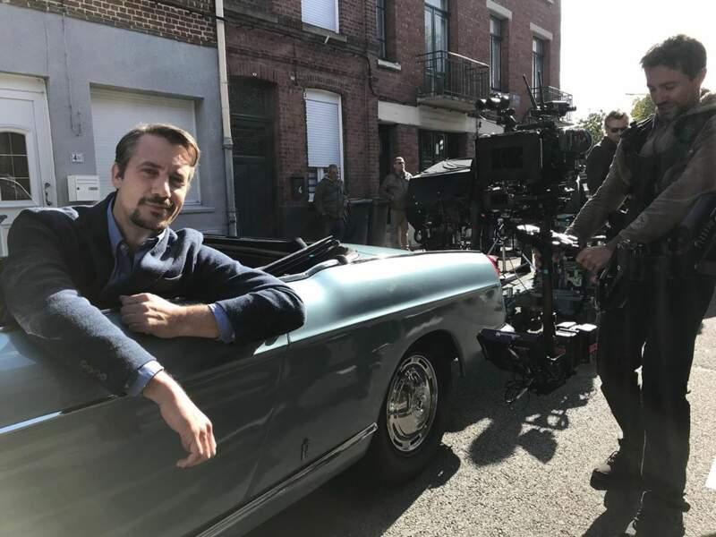 Ca y est ! Joffrey Platel a fini le tournage de Poquelin (France 3)