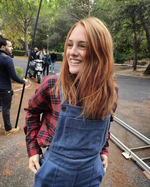 Mélanie Robert, alias Manon, garde toujours le sourire sur Un si grand soleil