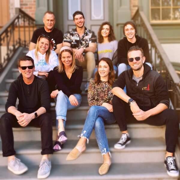 De la fiction à la réalité… Les comédiens de La Fête à la maison sont comme une vraie famille