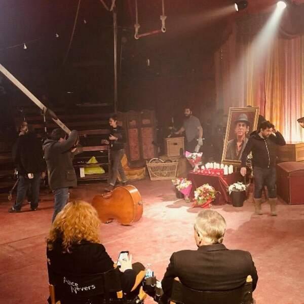 Alice Nevers (TF1) s'est délocalisée au cirque Romanes pour un des épisodes de sa saison 17