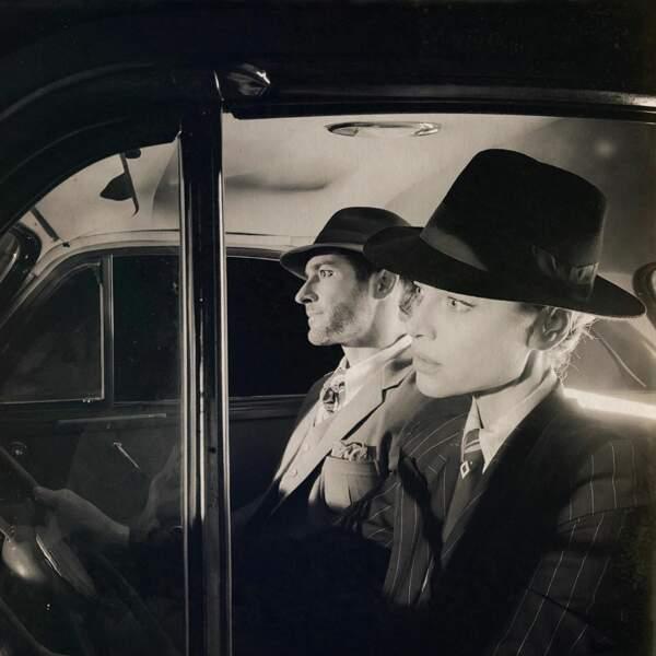 Ambiance Bonnie et Clyde pour Lucifer