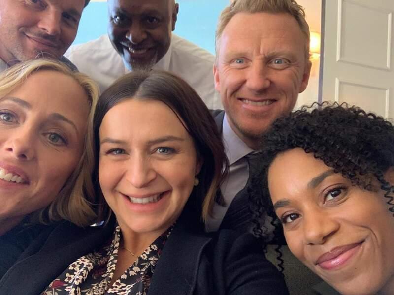 Les anciens de Grey's Anatomy réunis !