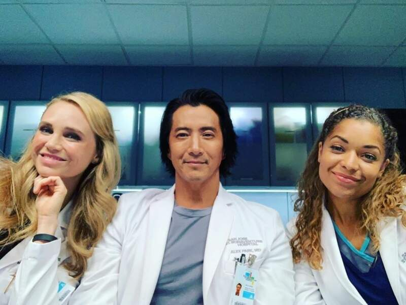 Quel médecin de Good Doctor choisiriez-vous pour une consultation ?
