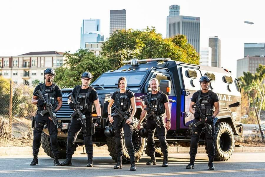 L'équipe de S.W.A.T. est prête pour vous défendre !