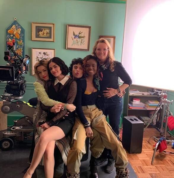 Les comédiens de Katy Keene, le spin-off de Riverdale, ont hâte de vous faire découvrir leur nouvelle série