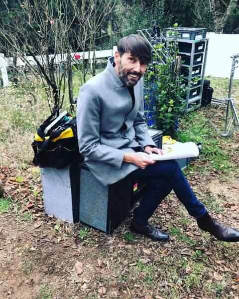 Plus réchauffé et plus studieux, Laurent Kerusosé répète son texte