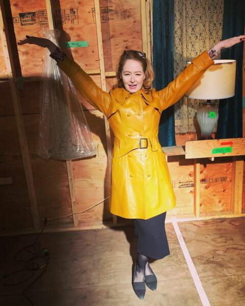 On adore Miranda Otto dans la série de Netflix !